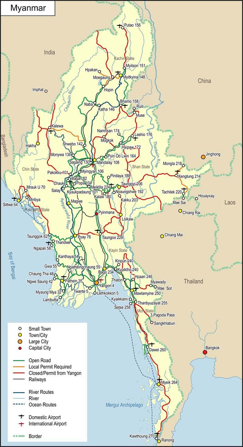 Map video of myanmarmyanmar travel essentials freerunsca Gallery