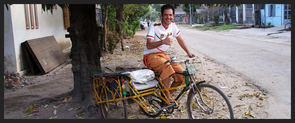 Juan - Trickshaw